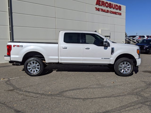 2019 Ford F-250 Crew Cab 4x4, Pickup #0062456A - photo 4