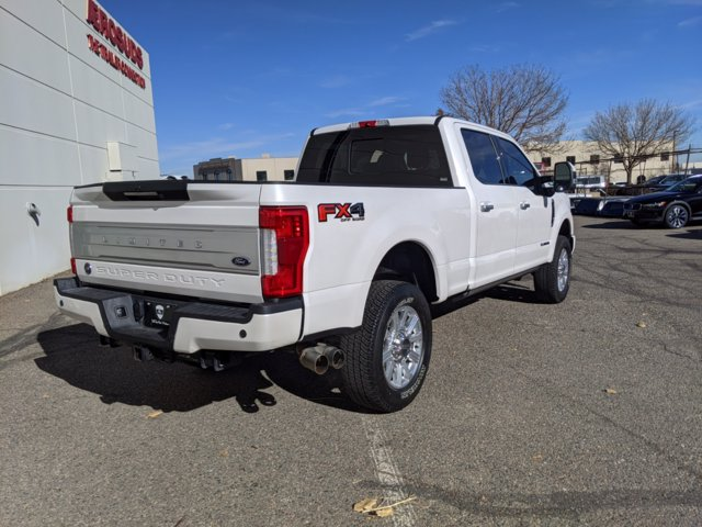 2019 Ford F-250 Crew Cab 4x4, Pickup #0062456A - photo 2