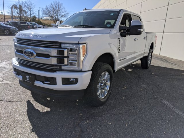 2019 Ford F-250 Crew Cab 4x4, Pickup #0062456A - photo 8