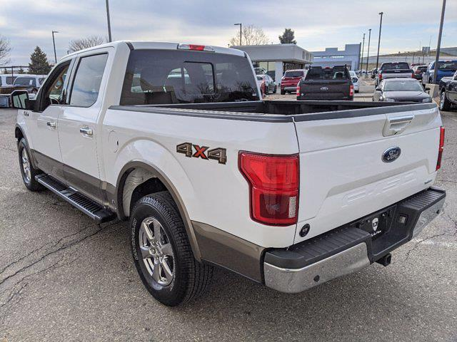 2018 Ford F-150 SuperCrew Cab 4x4, Pickup #0063205A - photo 6
