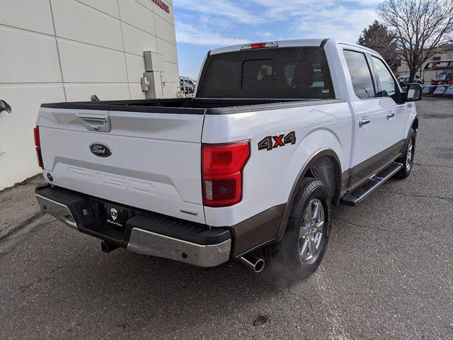 2018 Ford F-150 SuperCrew Cab 4x4, Pickup #0063205A - photo 2