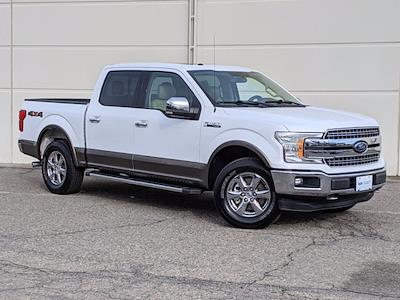 2018 Ford F-150 SuperCrew Cab 4x4, Pickup #0063205A - photo 1