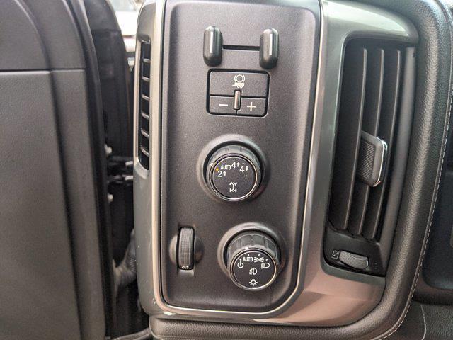 2018 Chevrolet Silverado 1500 Crew Cab 4x4, Pickup #0063223A - photo 13