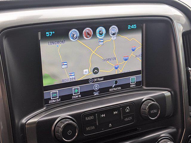 2018 Chevrolet Silverado 1500 Crew Cab 4x4, Pickup #0063223A - photo 14
