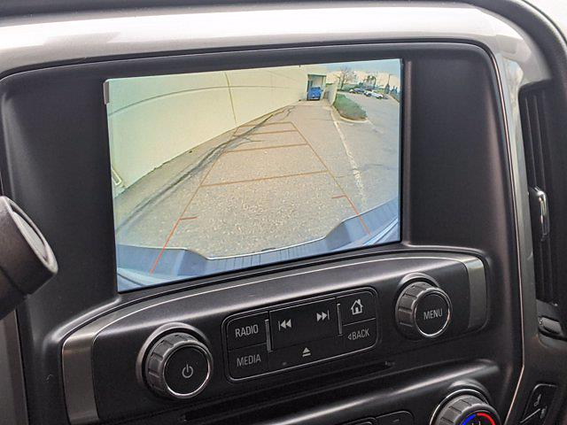 2018 Chevrolet Silverado 1500 Crew Cab 4x4, Pickup #0063223A - photo 15