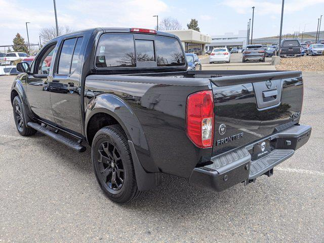 2020 Nissan Frontier Crew Cab 4x4, Pickup #00P8533A - photo 6