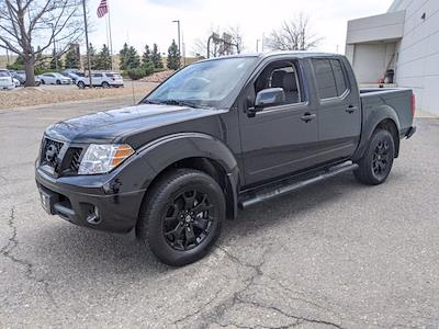 2020 Nissan Frontier Crew Cab 4x4, Pickup #00P8533A - photo 4