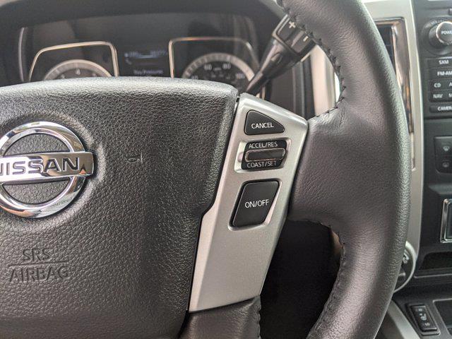 2017 Titan Crew Cab 4x4,  Pickup #00P8793A - photo 21
