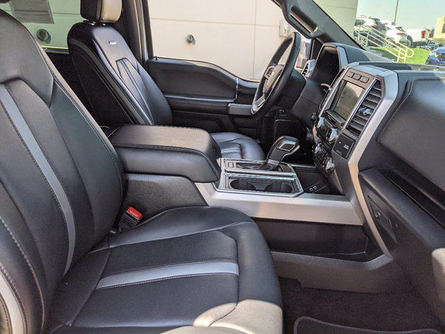 2018 Ford F-150 SuperCrew Cab 4x4, Pickup #00V6439A - photo 16