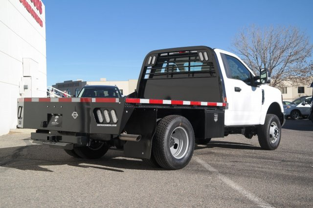 2019 F-350 Regular Cab DRW 4x4,  CM Truck Beds Platform Body #59860 - photo 2