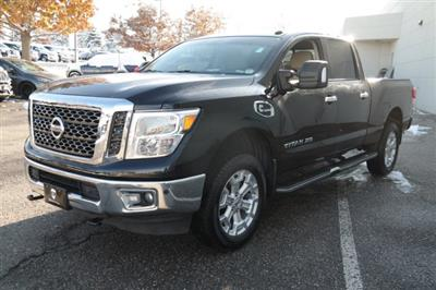 2016 Titan XD Crew Cab 4x4, Pickup #60972B - photo 7