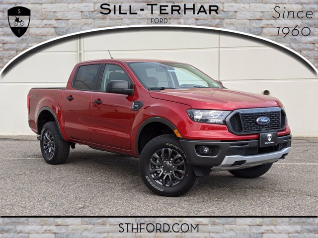2020 Ford Ranger SuperCrew Cab 4x4, Pickup #00062214 - photo 1