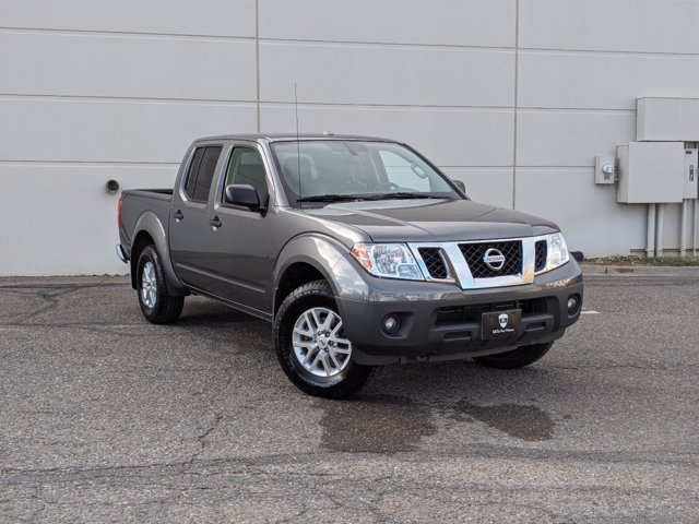 2016 Nissan Frontier Crew Cab 4x4, Pickup #0062319A - photo 1
