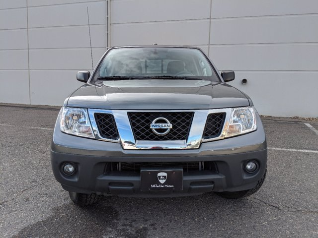 2016 Nissan Frontier Crew Cab 4x4, Pickup #0062319A - photo 3