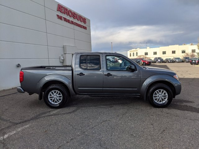 2016 Nissan Frontier Crew Cab 4x4, Pickup #0062319A - photo 4
