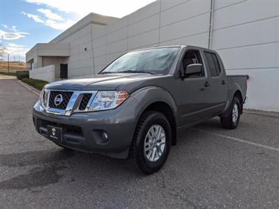 2016 Nissan Frontier Crew Cab 4x4, Pickup #0062319A - photo 8