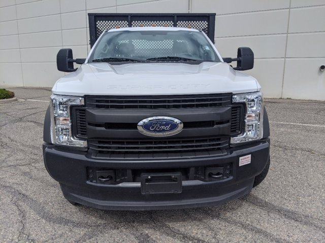 2018 Ford F-450 Regular Cab DRW 4x4, Stake Bed #P8092 - photo 3