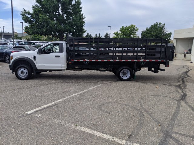 2018 Ford F-450 Regular Cab DRW 4x4, Stake Bed #P8092 - photo 6