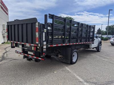 2018 Ford F-450 Regular Cab DRW 4x4, Stake Bed #P8092 - photo 2