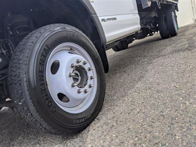 2018 Ford F-450 Regular Cab DRW 4x4, Stake Bed #P8092 - photo 8