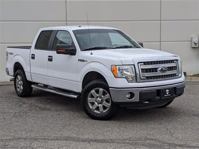 2013 Ford F-150 SuperCrew Cab 4x4, Pickup #P8284 - photo 1