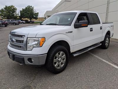 2013 Ford F-150 SuperCrew Cab 4x4, Pickup #P8284 - photo 4