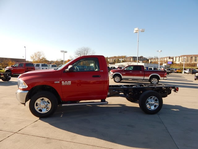 2017 Ram 3500 Regular Cab 4x4, Cab Chassis #DT1837 - photo 3