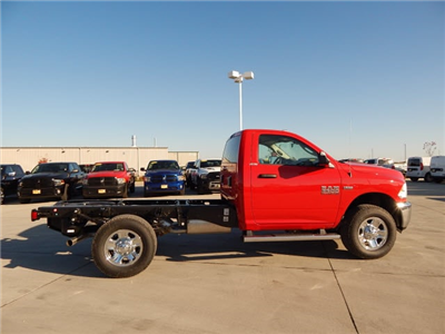 2017 Ram 3500 Regular Cab 4x4, Cab Chassis #DT1837 - photo 4