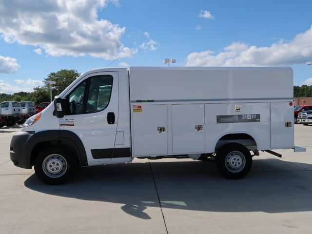 2017 ProMaster 3500, Reading Aluminum CSV Service Utility Van #DT2199 - photo 4