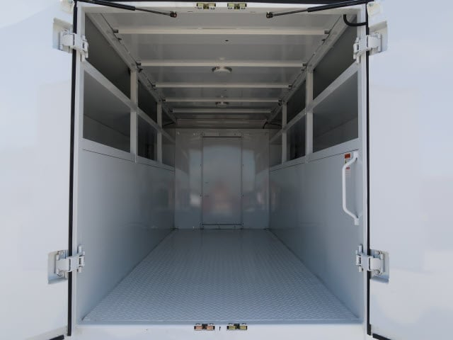 2017 ProMaster 3500, Reading Aluminum CSV Service Utility Van #DT2199 - photo 2