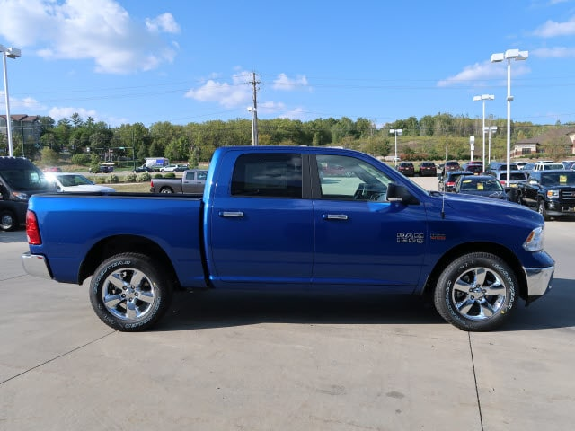 2018 Ram 1500 Crew Cab 4x4, Pickup #DT2283 - photo 7