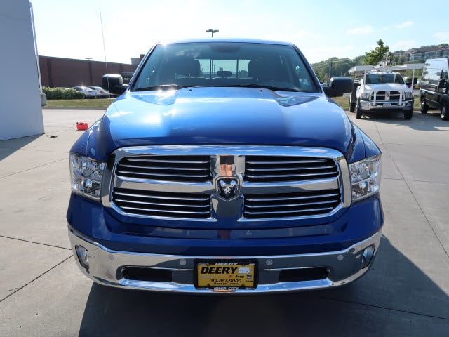 2018 Ram 1500 Crew Cab 4x4, Pickup #DT2283 - photo 9