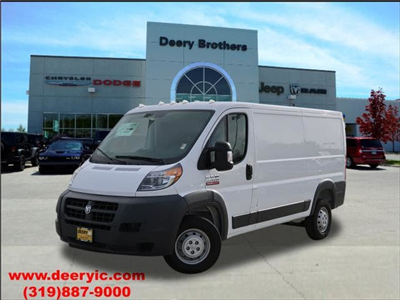 2018 ProMaster 1500 Standard Roof,  Empty Cargo Van #DT2339 - photo 1