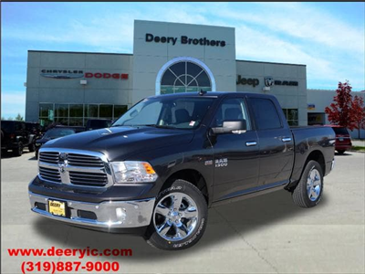 2018 Ram 1500 Crew Cab 4x4, Pickup #DT2357 - photo 1