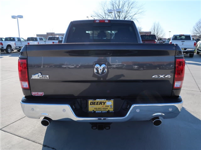 2018 Ram 1500 Crew Cab 4x4, Pickup #DT2357 - photo 5