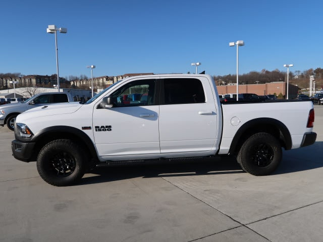 2018 Ram 1500 Crew Cab 4x4, Pickup #DT2377 - photo 2