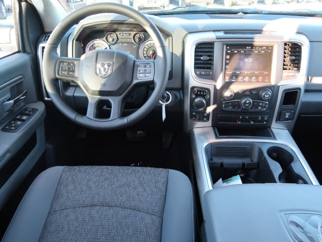 2017 Ram 1500 Crew Cab 4x4, Pickup #DT2459 - photo 2