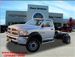 2018 Ram 4500 Regular Cab DRW 4x4, Cab Chassis #DT2464 - photo 1