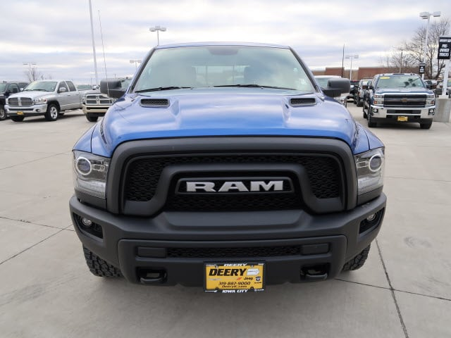 2018 Ram 1500 Crew Cab 4x4, Pickup #DT2474 - photo 9
