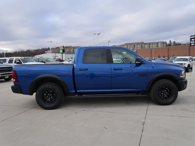 2018 Ram 1500 Crew Cab 4x4, Pickup #DT2474 - photo 6