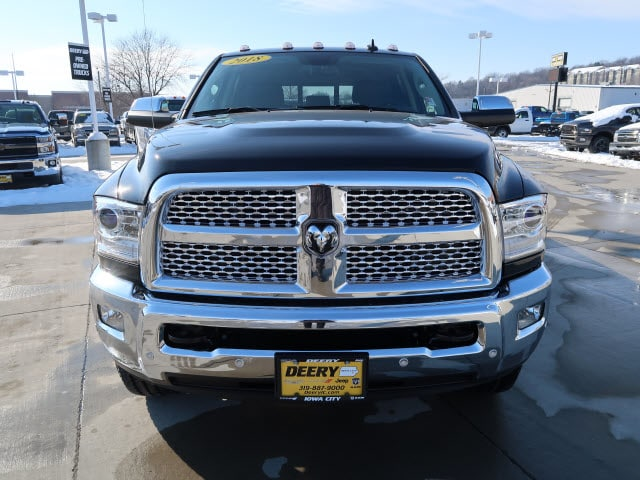 2018 Ram 2500 Mega Cab 4x4, Pickup #DT2504 - photo 8