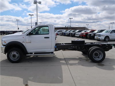 2018 Ram 5500 Regular Cab DRW 4x4, Cab Chassis #DT2515 - photo 5