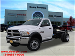 2018 Ram 5500 Regular Cab DRW 4x4, Cab Chassis #DT2515 - photo 1
