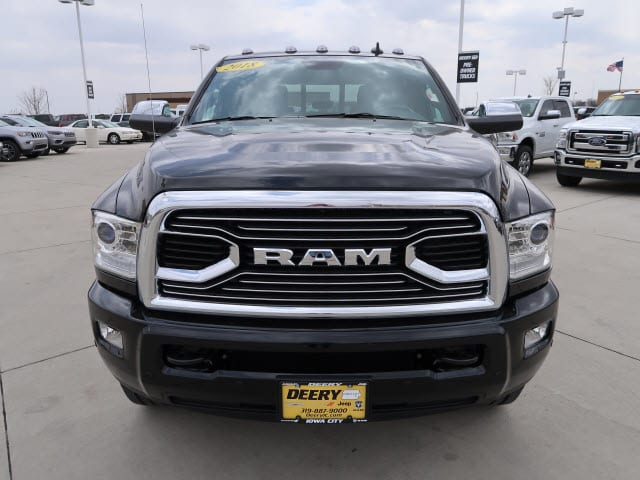 2018 Ram 2500 Crew Cab 4x4,  Pickup #DT2536 - photo 9