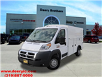 2018 ProMaster 3500 Standard Roof 4x2,  Service Utility Van #DT2569 - photo 1