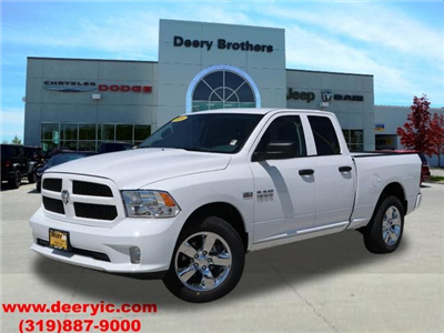 2018 Ram 1500 Quad Cab 4x4, Pickup #DT2605 - photo 1
