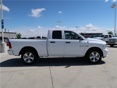 2018 Ram 1500 Quad Cab 4x4, Pickup #DT2605 - photo 5