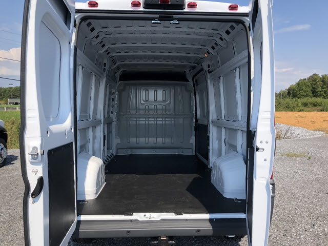 2018 ProMaster 2500 High Roof FWD,  Empty Cargo Van #148937 - photo 2