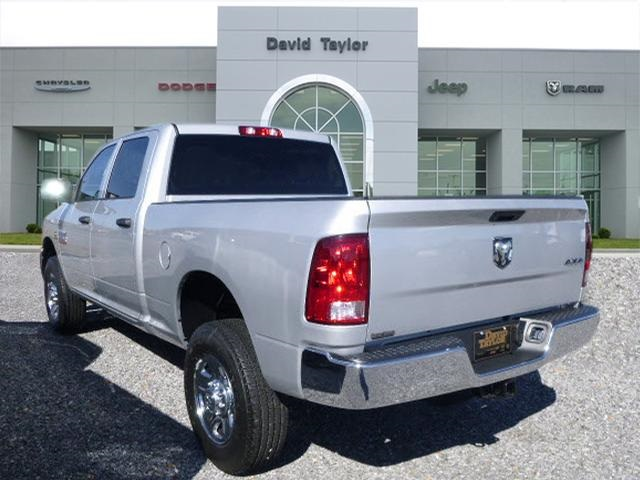2018 Ram 2500 Crew Cab 4x4, Pickup #232587 - photo 2