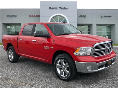 2018 Ram 1500 Crew Cab 4x4,  Pickup #266050 - photo 1